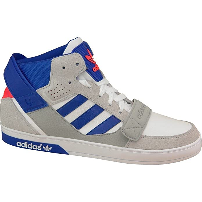adidas Hard Court Defender Mens Herren Originals High Top Sneaker Weiszlig;