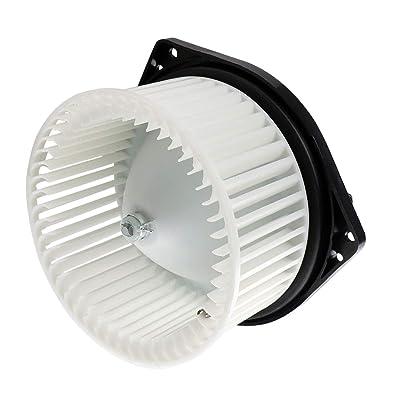 HVAC Blower Motor Assembly for Subaru Forester 2000-2013, Subaru Impreza 2008-2011, TYC 700206 72240FC010: Automotive