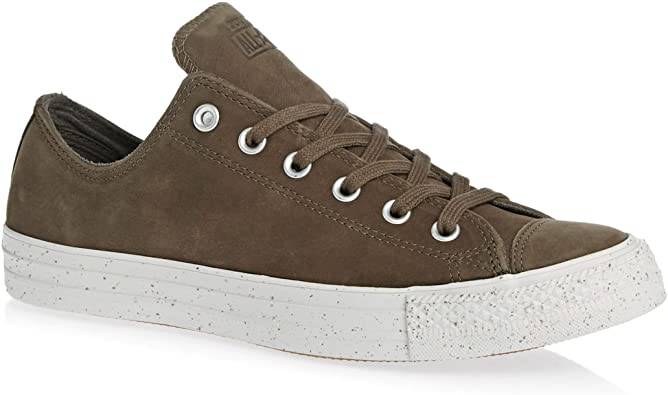 CONVERSE ADULTS Chuck taylor All Star NUBUCK OX TRAINERS