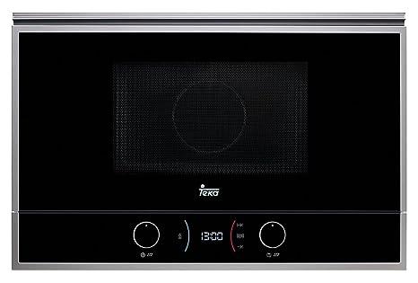 Teka ML822BIS L Microondas con grill, 2500 W, 22 litros, Otro, Gris