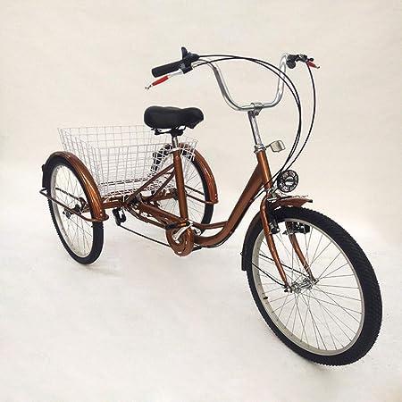DiLiBee - Pedal de Bicicleta Ajustable para Adultos con 6 ...