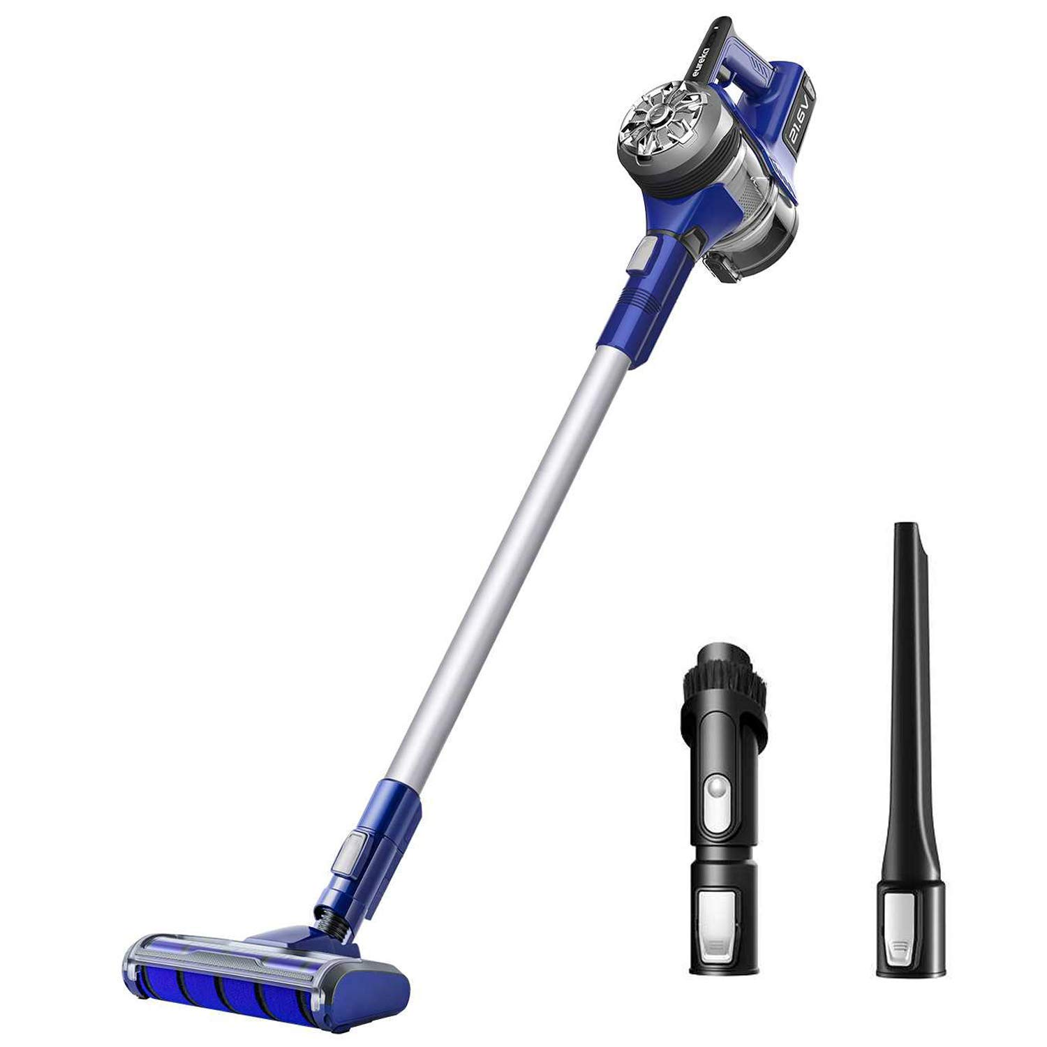 Eureka NEC122 PowerPlush Cordless Hard Floor Stick Vacuum