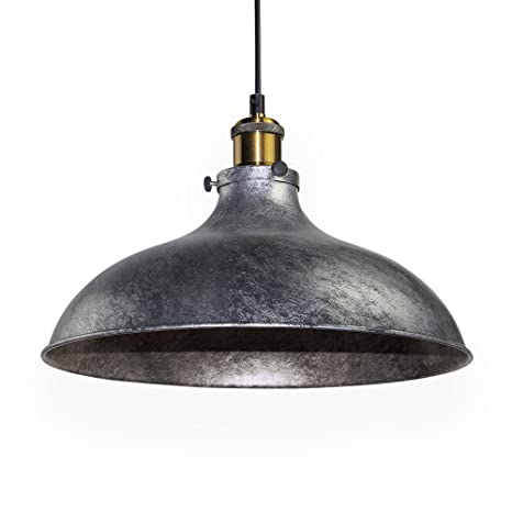 Lnc barn dome pendant lighting industrial warehouse pendant lights
