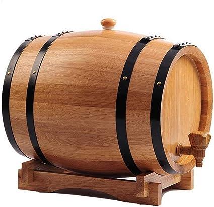 HLR Toneles para Vino Barril de Roble, la Vendimia de Madera ...