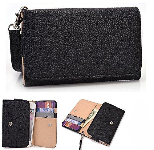 NuVur153; Universal Smartphone ::Card Slots:: Wallet Clut...