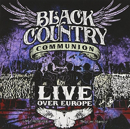 Live Over Europe [2 CD] by CD