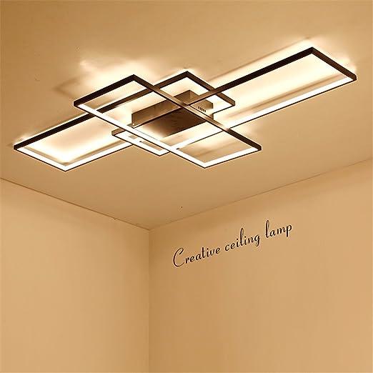 huge discount 2f674 22b3d Joeyhome Rectangle Aluminum Modern Led ceiling lights for ...