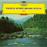 ブラームス:3つの間奏曲、6つの小品、4つの小品