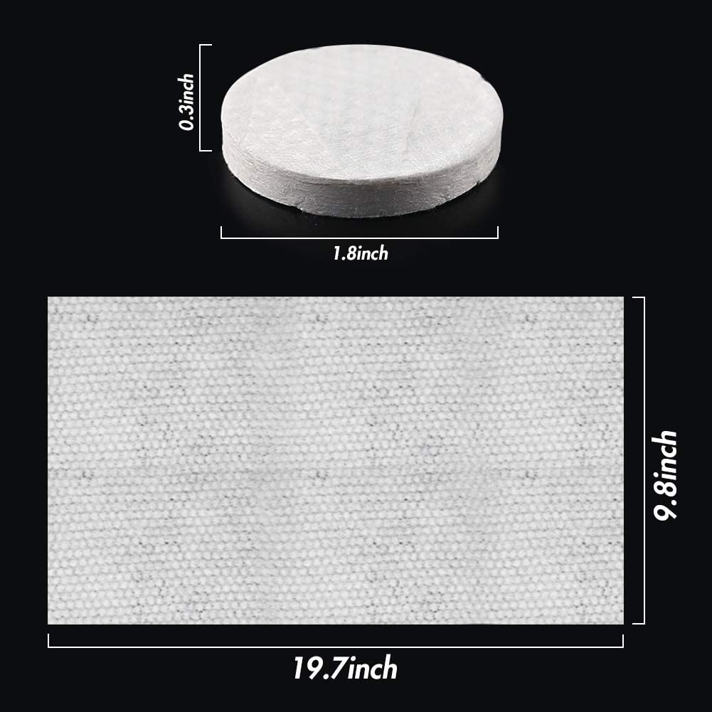 15 PCS 9.8 x 19.7 inches Hand Towels Tablet Towel Cotton Coin Tissue for Travel Camping Home Bathroom Beauty Salon Outdoor Sports Businesstrip BigOtters Large Compressed Towel