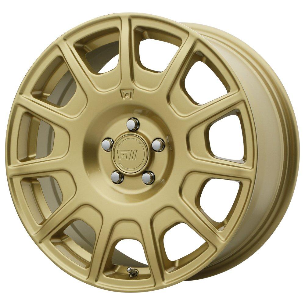 Motegi Racing MR139 Wheel Rim Gold 16x7.5 5x100 40mm