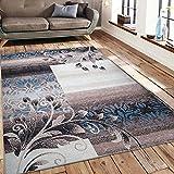 LOCHAS Nylon Non-Skid Area Rug for Living Room Bedroom Dining Room Runner Rugs, 5' X 7.5'
