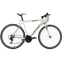 """KS Cycling 277B Lightspeed Vélo de route Blanc 28"""""""