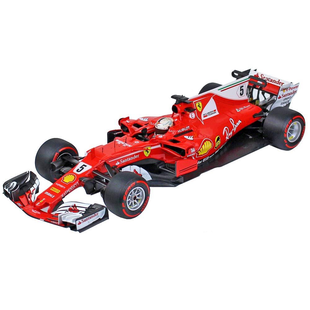 BBR MODELS 1/18 Scale Ferrari SF70-H S. Vettel 2017 Monaco GP winner PBBR181715