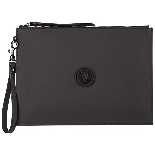 1be6a73a Versus Versace women Lion Head clutch bag nero: Amazon.co.uk: Shoes ...