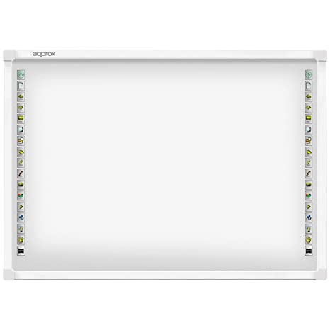 Approx - Pizarra interactiva whiteboard appib179 79: Approx ...