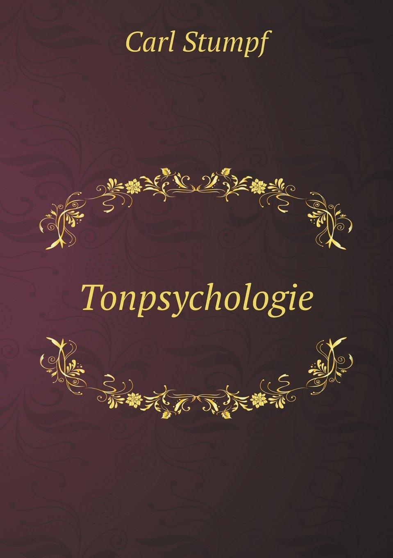 Tonpsychologie (German Edition) pdf epub