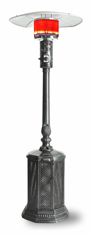 Amazon.com : Napoleon Cast Aluminum Propane 40000 BTU Patio Heater :  Portable Outdoor Heating : Garden U0026 Outdoor