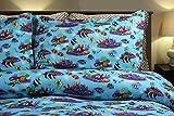 Under the Sea Bedding Mini Set By Dean Miller, Twin Comforter & Pillowcase