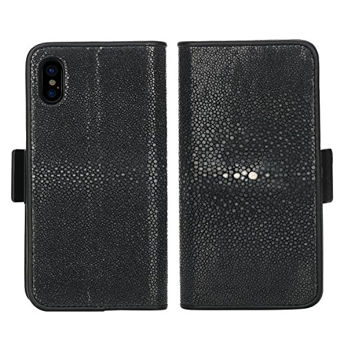 Luxury Wallet Cover For iPhone X (5,8)