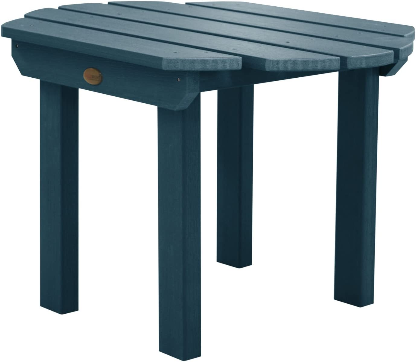 highwood AD-TBL-CW1-NBE Classic Westport Side Table, Nantucket Blue
