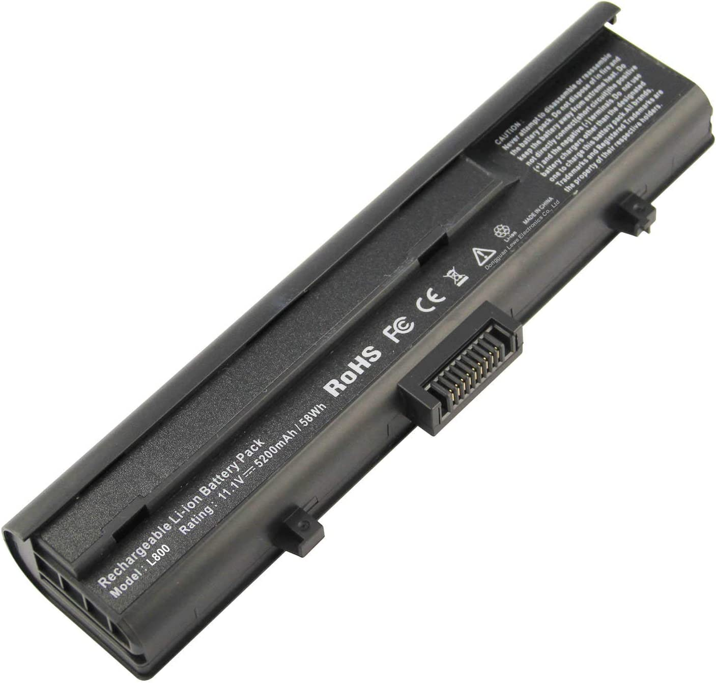 New Laptop Battery for Dell XPS M1330, 1330, Dell Inspiron 13/1318, fits P/N PU556 NT349