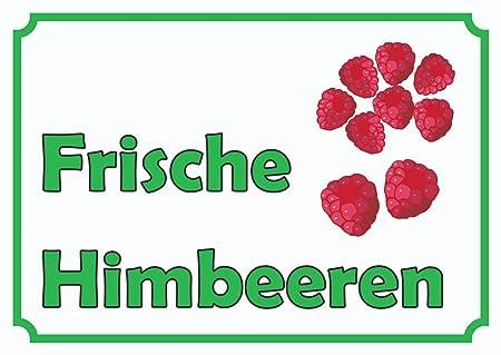 HB_Druck - Cartel de Venta, diseño de Frambuesa, A3 ...