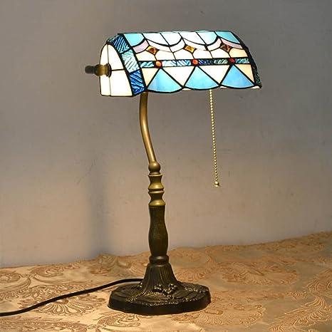 KK* Lampade da tavolo creative da tavolo da banco da tavolo per ...