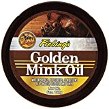 Fiebing's Golden Mink Oil Leather Preserver, 6 oz