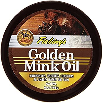Amazon Com Fiebing S Golden Mink Oil Leather Preserver 6