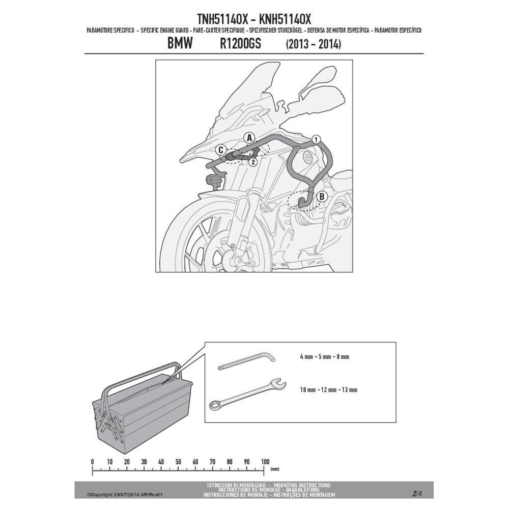 GIVI TNH5114OX CASCO MODULARE X23 SIDNEY VIPER NERO ROSSO L 60