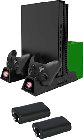 Numskull Xbox One Multi Function 5 In 1 Docking Station / Console ...