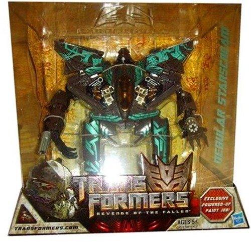 Transformers 2 Revenge of the Fallen Movie Exclusive Action Figure Nebular Starscream