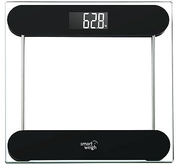 Amazon.com: Smart Weigh Precision vanidad/báscula de baño ...