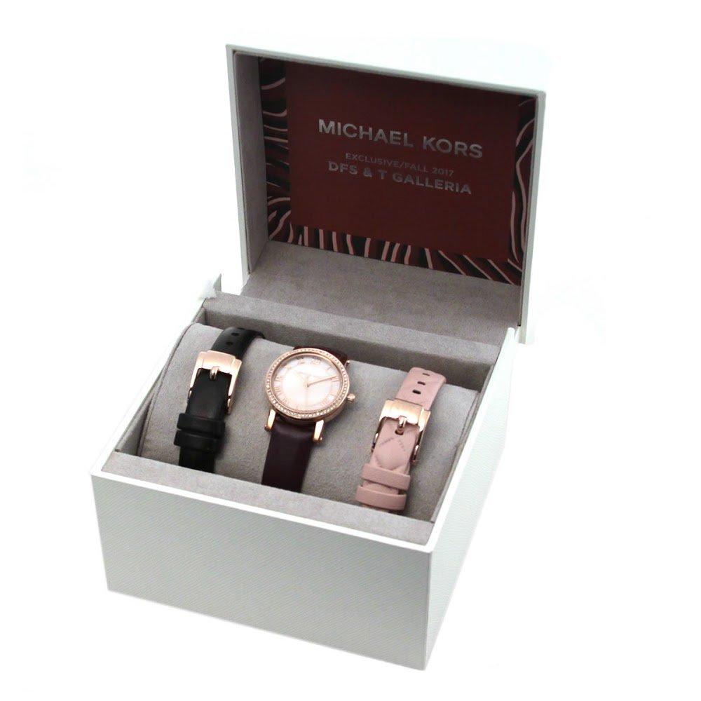 29cf51438932 Amazon | マイケル コース MK2685 腕時計 替えベルト 2本付[レディース] [並行輸入品] | 並行輸入品・逆輸入品・中古品(レディース)  | 腕時計 通販