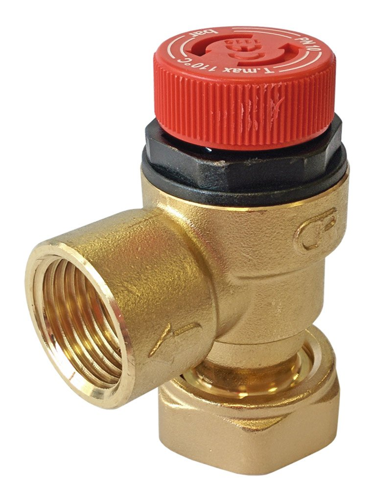 RM Cylinders Spare Pressure Relief Valve (Loose Nut Connection)