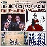 Four Classic Albums (The Modern Jazz Quartet / Django / Fontessa / The Modern Jazz Quartet At Music Inn)