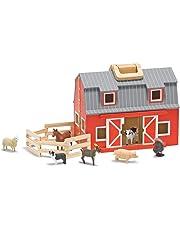 Melissa & Doug 13700, Juguete creativo - Granero de madera
