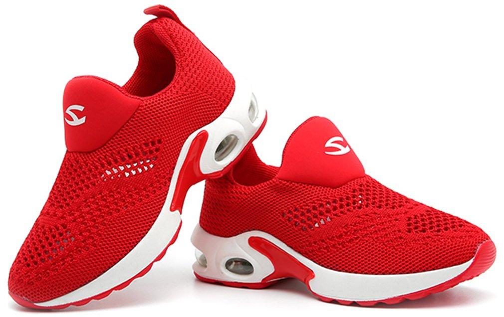 VECJUNIA Boy's Girl's Low Top Mesh Slip-On Non-Slip Outdoor Sneaker Travel Shoes by VECJUNIA (Image #6)