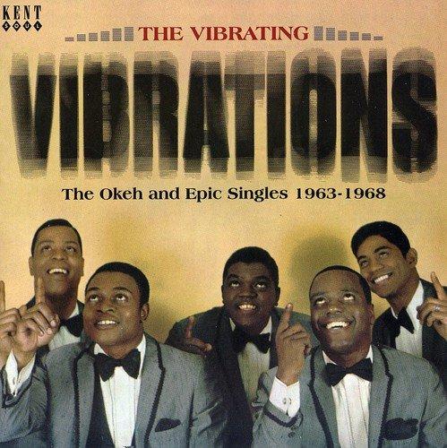CD : The Vibrations - Vibrating Vibrations: The Okeh And Epic Sings 1963-1968 (United Kingdom - Import)