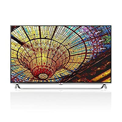 "LG 55UF8500 55"" Smart LED UltraHD 4K 3D with Color Prime and WEBos 2.0 (2015 Model)"