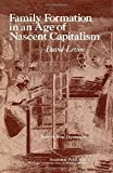 Family Formation in an Age of Nascent Capitalism, David Levine, 0124450504