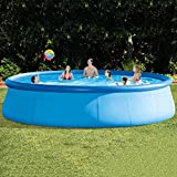 Nuomeisi Inflatable Pools,549×122Cm Easy to Build