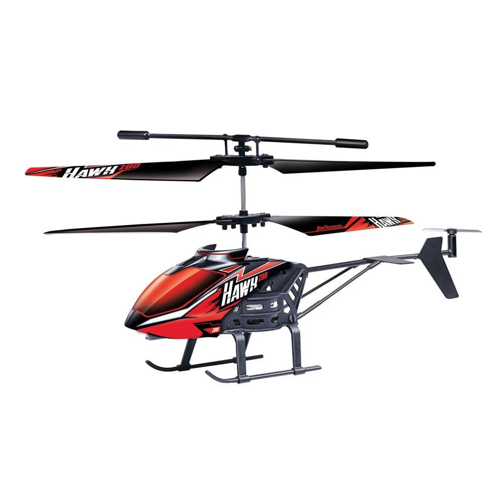 Xtrem Raiders-Helicóptero Hawk (Rojo)