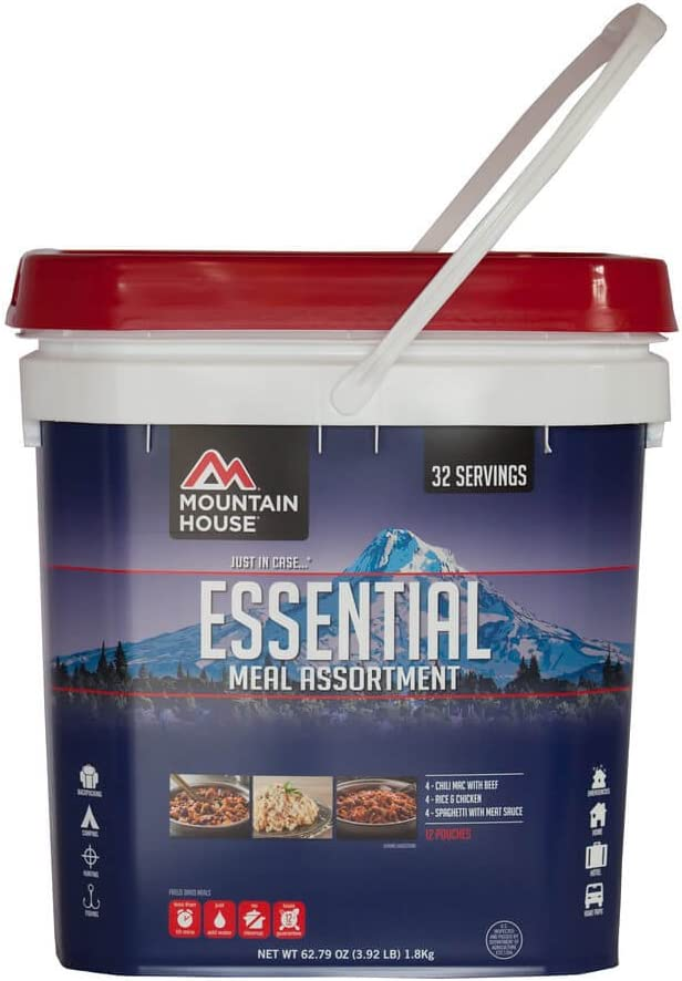 Mountain House Essential Bucket}