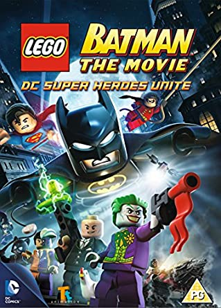 Lego Batman: The Movie - DC Super Heroes Unite DVD 2013: Amazon.co ...