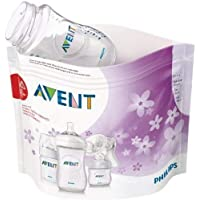 Philips Avent Microwave Steam Sterilizer Bags (SCF297/05), 5ct