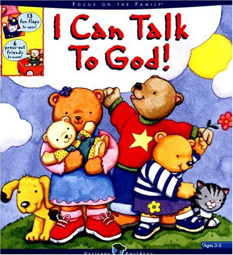 Read Online I Can Talk to God! (Heritage Builders) pdf