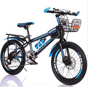 MYMGG Velocidad Única Bicicleta Infantil 20/24 Pulgadas Doble ...
