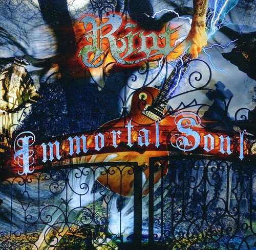 CD : Riot - Immortal Soul (CD)