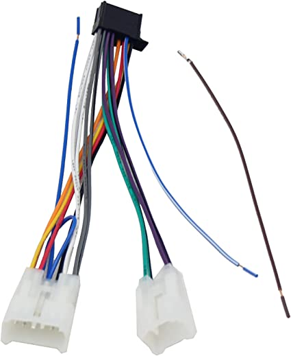 Amazon.com: RED WOLF Pioneer Aftermarket Radio Install Wiring Harness for  1994-2020 Toyota Camry 4 Runner Prius, 2012-2018 Subaru: Home Audio &  Theater   Wolf Wiring Harness      Amazon.com